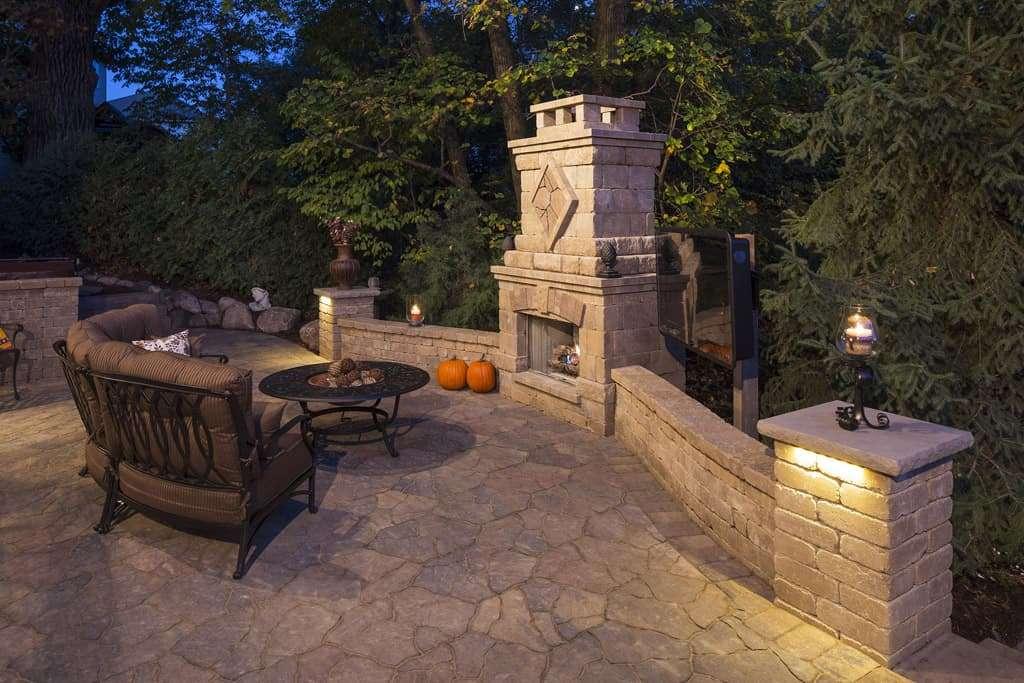 Hillside Backyard Renovation | L&R Suburban Landscaping on Backyard Renovation Companies id=24121